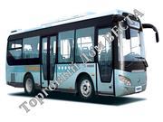 Городской автобус Yutong ZK6852HG,  2014 год