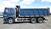 Самосвал FAW J6,  6х4,  25 тонн.