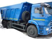 Самосвал КАМАЗ 6520-26020-63 (2013 г.в.,  Евро-3)