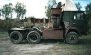 Продам седельный тягач КамАЗ 5410