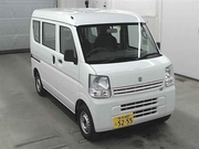 Грузопассажирский микроавтобус Suzuki Every кузов DA17V модифик PA 4WD
